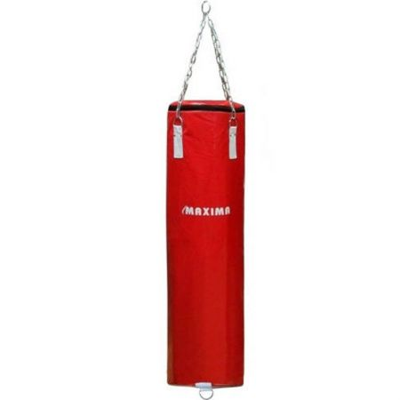 Боксов Чувал MAXIMA Boxing Bag 100 Empty 100x30cm 502540 200780-Red