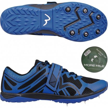 Мъжки Шпайкове MORE MILE Mud Warrior 1 Cross Country Running Spikes 511113 MM2731