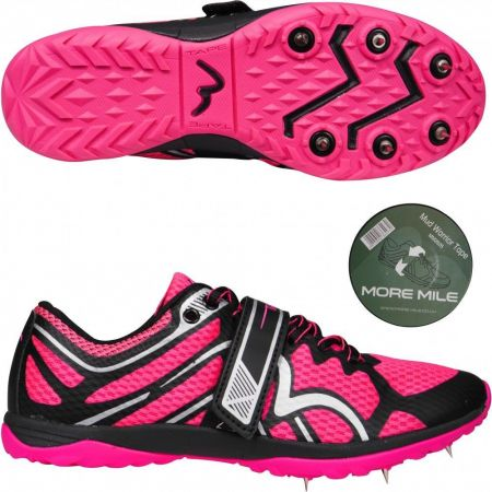 Мъжки Шпайкове MORE MILE Mud Warrior 1 Cross Country Running Spikes 512149