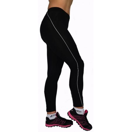 Дамски Клин за Колоездене MORE MILE Thermal Ladies Cycling Tights With Pad 508632 PM2222