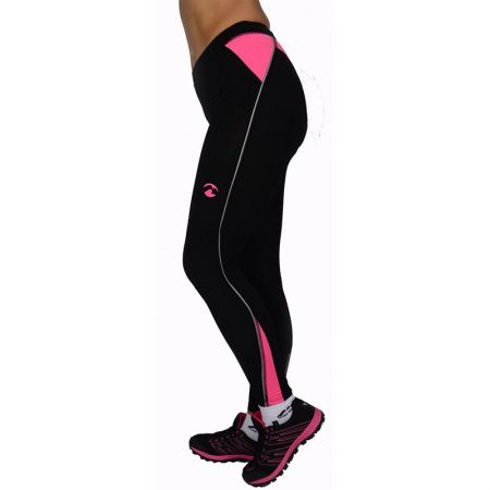 Дамски Клин За Колоездене MORE MILE Thermal Ladies Cycling Tights With Pad 508633 PM2223