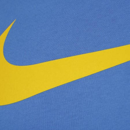 Мъжка Тениска NIKE Chest Swoosh T-Shirt 502244 696699-435 изображение 2