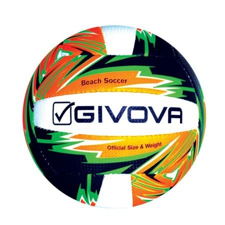 Плажна Волейболна Топка GIVOVA Pallone Beach Volley 2804 512945 PALBV03