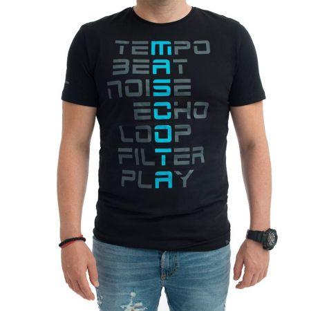 Мъжка Тениска FLAIR DJ Mascota Beats Tee 512571 176138