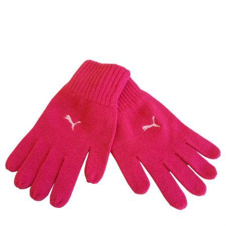 Дамски Зимни Ръкавици PUMA Gloves Pink 514001 PUMA Gloves Pink
