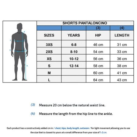 Мъжки Къси Панталони GIVOVA Pantaloncino One 0010 504687 P016 изображение 7