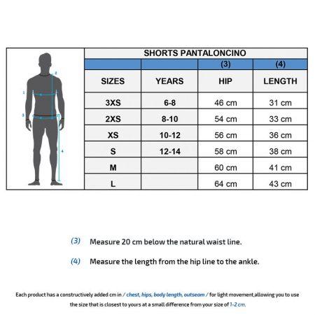 Мъжки Къси Панталони GIVOVA Pantaloncino One 0002 504684 P016 изображение 7