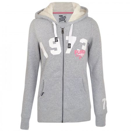Дамски Суичър PUFFA Hooded Sweatshirt 511533 Hooded Sweatshirt