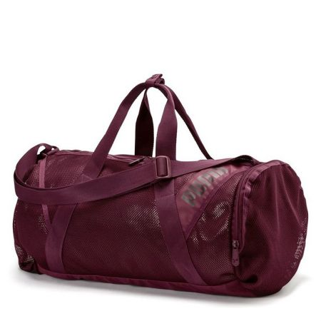 Сак PUMA Ambition Barrel Bag 48x23 cm