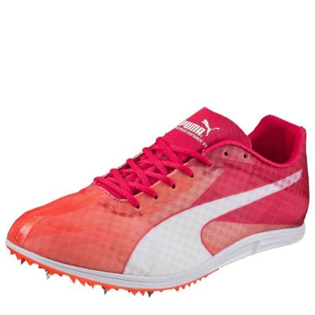 Детски Шпайкове PUMA EvoSpeed Distance V6 Running Spikes 509293