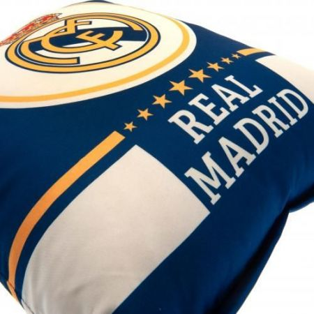 Възглавница REAL MADRID Cushion BL 500295b j10cusrembl изображение 2