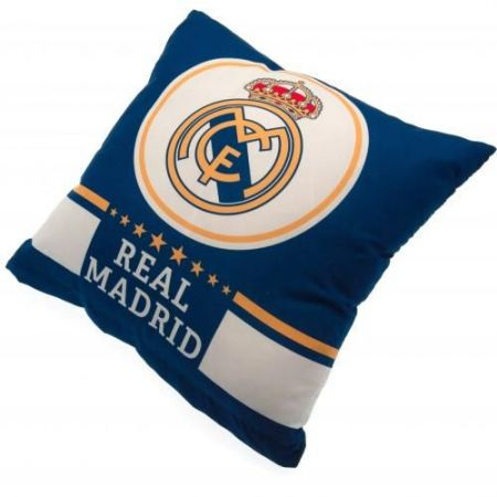 Възглавница REAL MADRID Cushion BL 500295b j10cusrembl