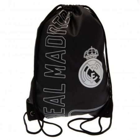 Чанта REAL MADRID Gym Bag BLK 503757