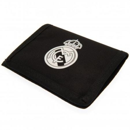 Портмоне REAL MADRID Nylon Wallet BK 510876