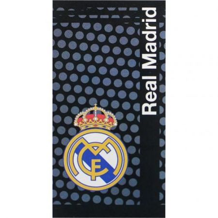 Кърпа REAL MADRID Towel BK 500781b e56towrmblk