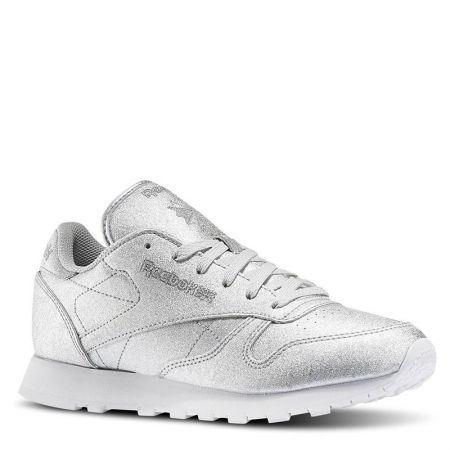 Детски Маратонки REEBOK Classic Leather Diamond Silver 513879 BD5757