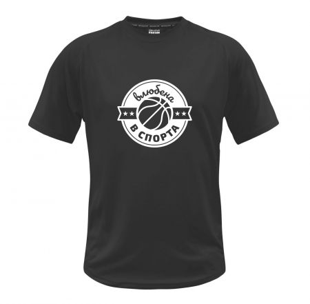 Щампа SPORTRESPECT Basketball W Badge 516131 Basketball W Badge