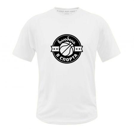 Щампа SPORTRESPECT Basketball W Badge 516130 Basketball W Badge