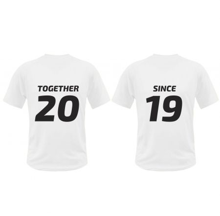 Щампа SPORTRESPECT Together Since 516167 Together Since