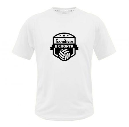 Щампа SPORTRESPECT Volleyball W Badge 516164 Volleyball W Badge