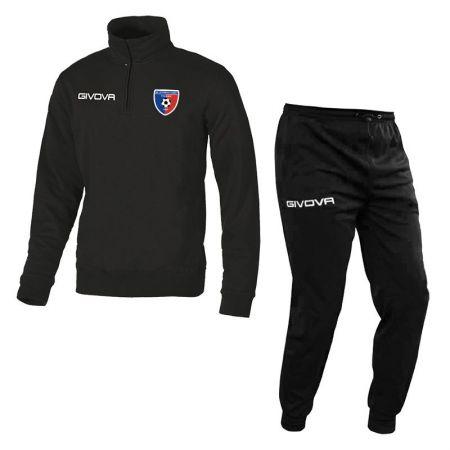 Мъжки Тренировъчен Анцуг STRUMSKA SLAVA Givova Tuta Basic 0010 515468 MA020-P019-SS
