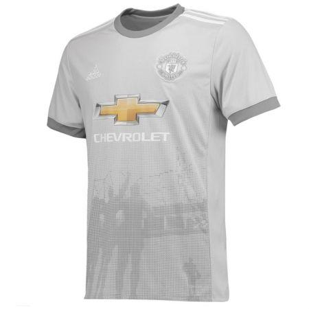 Официална Фланелка Манчестър Юнайтед MANCHESTER UNITED Mens Third Shirt 17-18 510990