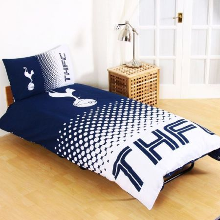 Спално Бельо TOTTENHAM HOTSPUR Reversible FD Single Duvet Set 507014