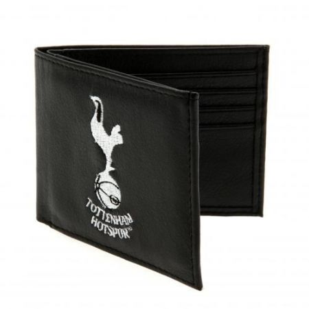 Портфейл TOTTENHAM HOTSPUR Embroidered Leather Wallet 500169 m30700tow-2250 изображение 2
