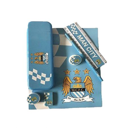 Ученически Пособия MANCHESTER CITY Stationery Set 511333