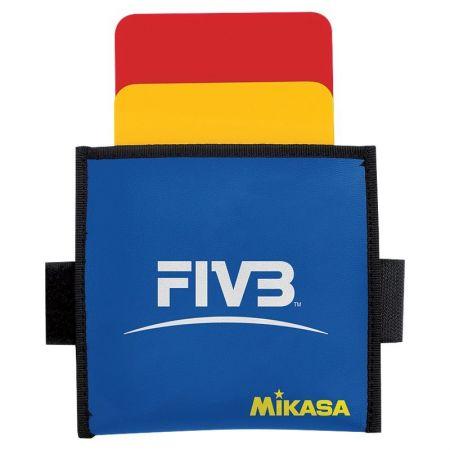 Съдийски Волейболни Картони MIKASA Referre Warining Cards VK 401722 VK