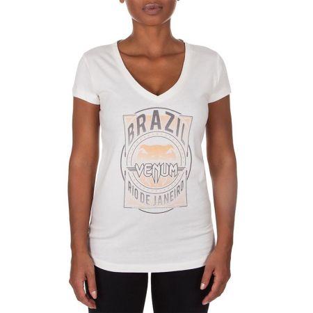 Дамска Тениска VENUM Carioca Women T-Shirt 514375 02748