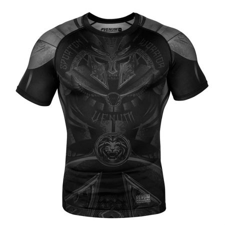 Мъжки Рашгард VENUM Gladiator 3.0 Rashguard Short Sleeves 514147 02987-114