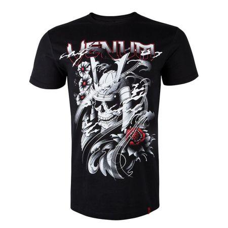 Мъжка Тениска VENUM Samurai Skull T-Shirt  514251 03118-001