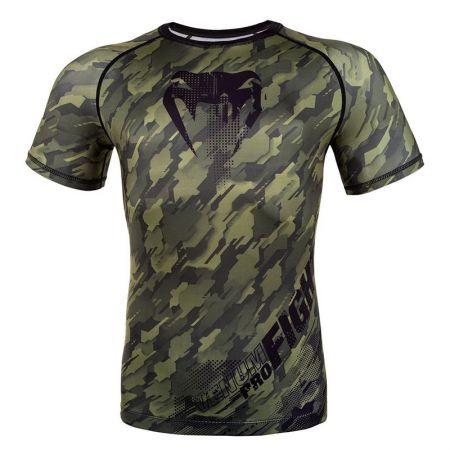 Мъжки Рашгард VENUM Tecmo Rashguard - Short Sleeves 514163 03138-015