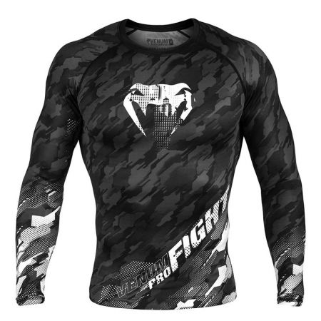 Мъжки Рашгард VENUM Tecmo Rashguard - Long Sleeves 514162 03139-052