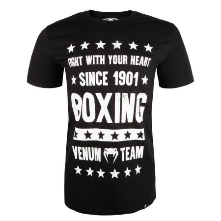 Мъжка Тениска VENUM Boxing Origins T-Shirt  514233 03405