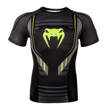 Мъжки Рашгард VENUM Technical 2.0 Rashguard - Short Sleeves 514173 03445-111