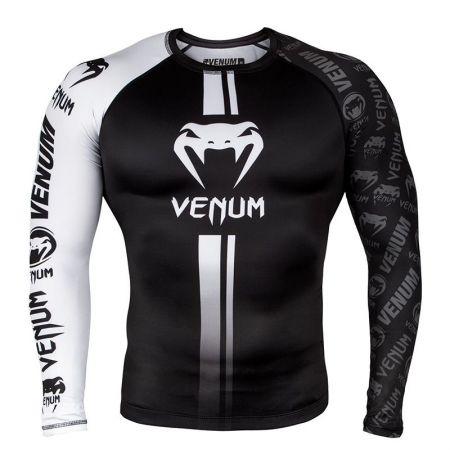 Мъжки Рашгард VENUM Logos Rashguard - Long Sleeves 514171 03451-108