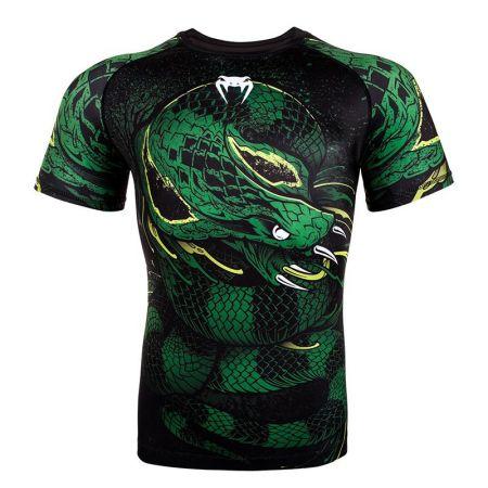 Мъжки Рашгард VENUM Green Viper Rashguard - Short Sleeves 514168 03501-102