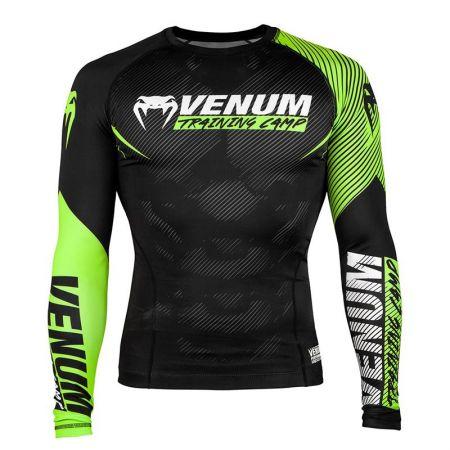 Мъжки Рашгард VENUM Training Camp 2.0 Rashguard - Long Sleeves