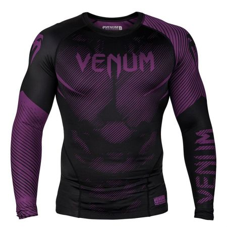 Мъжки Рашгард VENUM NoGi 2.0 Rashguard - Long Sleeves 514157 03595-107