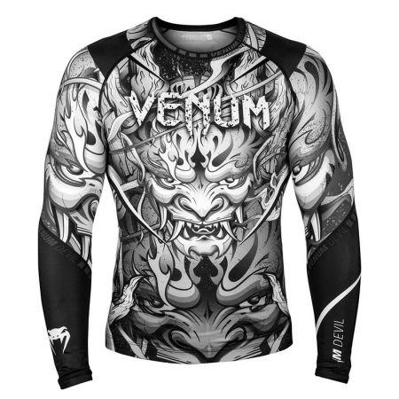 Мъжки Рашгард VENUM Devil Rashguard - Long Sleeves