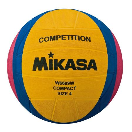 Топка За Водна Топка MIKASA FINA Women`s Water Polo Ball Size 4 510393