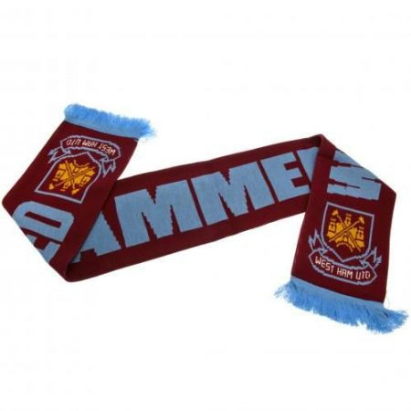 Шал WEST HAM UNITED Scarf HM