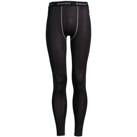 Мъжки Клин ZEUS Pantalone Total Nero 506429 Pantalone Total