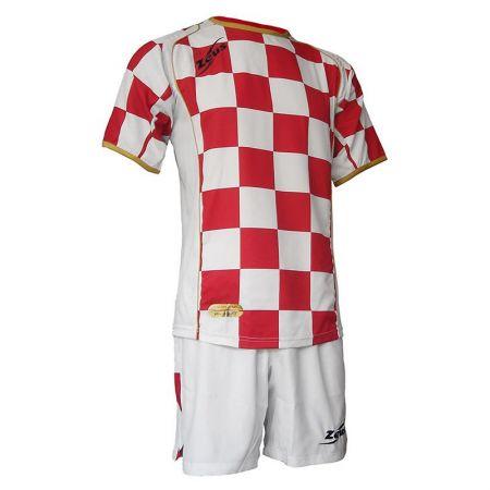 Детски Футболен Екип ZEUS Kit Kroazia 1606 505643 Kit Kroazia