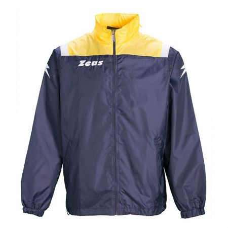 Детска Ветровка ZEUS K-Way Vesuvio Blu Giallo 512901 K-Way Vesuvio