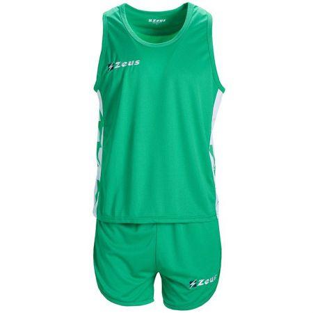 Екип За Бягане ZEUS Kit Runner Verde/Bianco 506221 Kit Runner