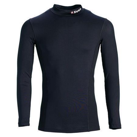Мъжка Спортна Термо Блуза ZEUS Maglia Lupetto Nero 506428 Maglia Lupetto