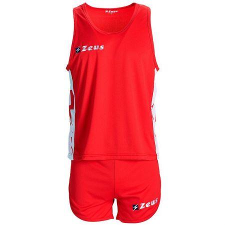 Екип За Бягане ZEUS Kit Runner Rosso/Bianco 506219 Kit Runner